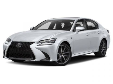 New 2019 Lexus GS