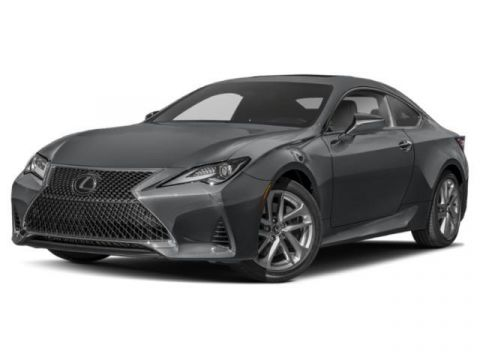New 2019 Lexus RC 300 F SPORT